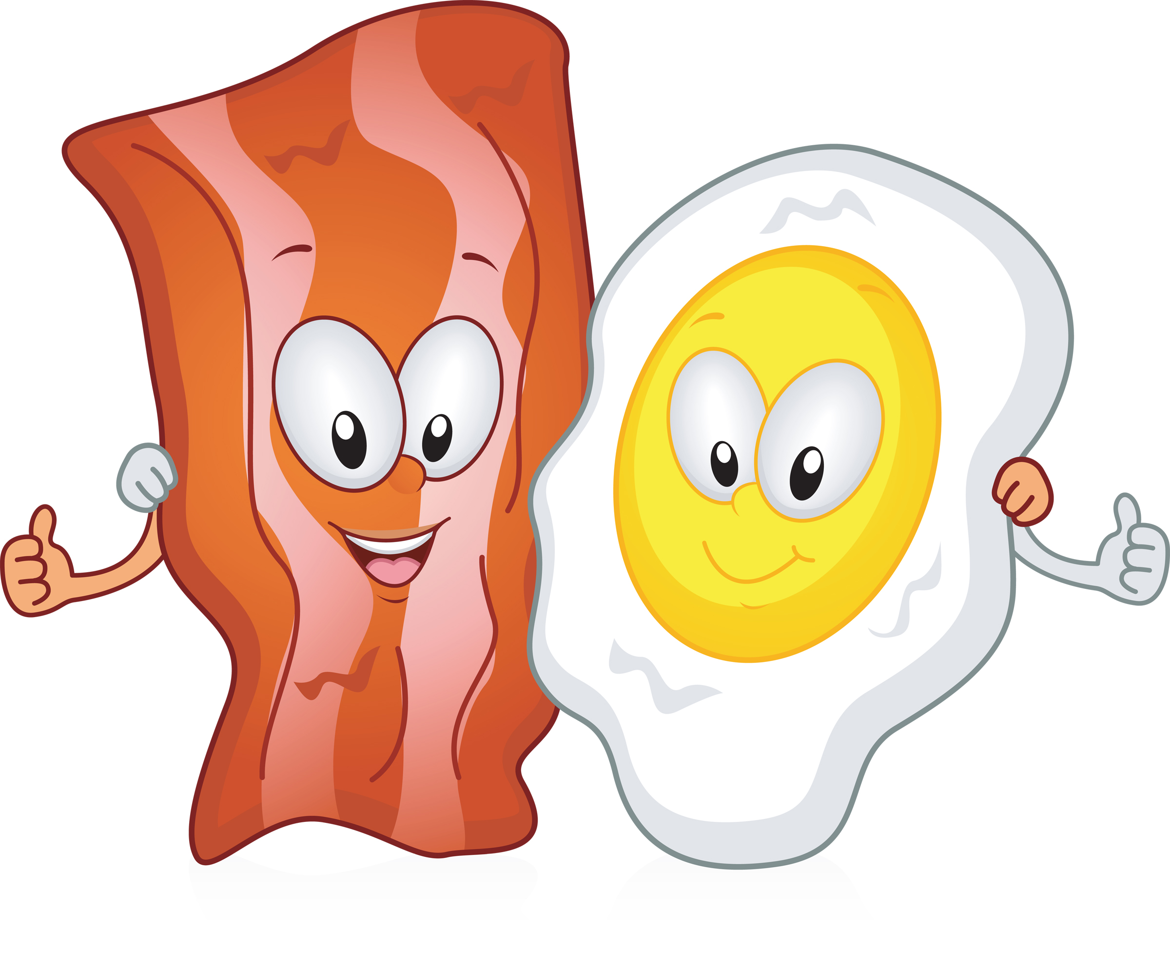 The gallery for --> Clipart Eggs And Bacon